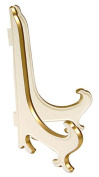 White and Gold 13cm H Easel For . Display