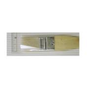 Hake Flat Brush 1 With Metal Ferrule by Yasutomo