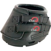 Cavallo Simple Hoof Boot for Horses, Black