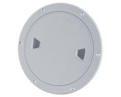 "SEAFLO MARINE 8"" Boat Round Non Slip Inspection Hatch with Detachable Cover 250mm"