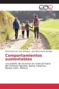 Comportamientos Sustentables [Spanish]