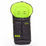 ABC Design Footmuff - Lime
