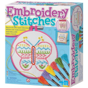 Embroidery Stitches Kit