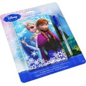 Disney Frozen Deluxe Agenda with Gel Pen