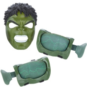 Avengers Age of Ultron Hulk Muscles and Mask