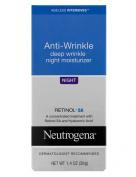 Neutrogena Ageless Deep Wrinkle Night, 39g