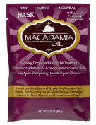 Hask Macadamia Oil Moist Deep Conditioner Sachet, 50g