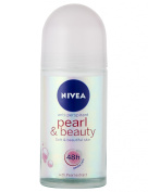 Nivea Pearl & Beauty Roll On Deodorant, 50ml