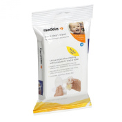 Medela Quick Clean Breastpump & Accessory Wipes (72 Wipes) by Medela
