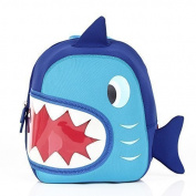 Kid Backpack - iPlay, iLearn kids backpack Baby Boys Girls Toddler Pre School Backpack Children Backpacks Bags, 3D Shark