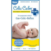 Colic Calm Plus, Extra Support and Enhanced Formula, 60ml