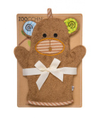 ZOOCCHINI Max the Monkey Bath Mitt