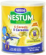 Nestle Nestum Infant Cereal 5 Cereals, 300-Grammes