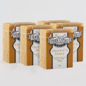 Handmade 100% Raw Goat Milk Oatmeal 'n Honey Soap
