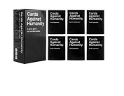Cards Game Against Humanity Base Pack Set and 1st 2ed 3rd 4th 5th 6th Expansion. New
