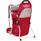 Vaude Shuttle Base Child Carrier-Dark Indian Red, 1 litre