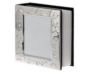 Baby Children's Album for Photos 10 x 15 cm Silver Plated