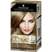 Schwarzkopf Colour Ultime Iconic Blondes Hair Colouring Kit, 7.0 Dark Blonde (Pack of 2) by Schwarzkopf