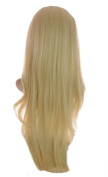 Light Blonde V Tress Natural Wave Hair Extensions | 60cm Long One Piece V Part Weft Hair Extensions