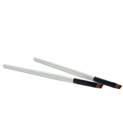 Professional Makeup Tool Eyebrow/Eyeliner Brush for Womens, Pack of 2