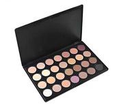 Butterme Professionl 28 Colours Neutral Nude Warm Colour Eyeshadow Matte Eye Shadow Makeup Palette