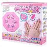 72 PCS Children Babies Kids Nail Art Beauty Toy Set Cosmetic Makeup Toy Set
