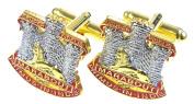 The Devonshire & Dorset Regiment Cufflinks (Devon & Dorsets)