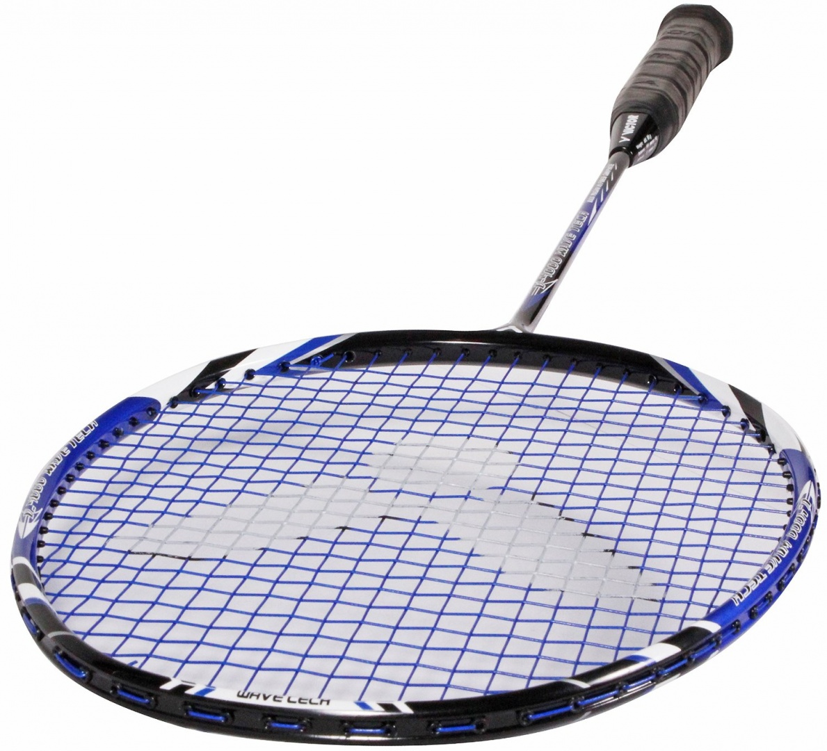 single or as set of 2 with balls Victor V-4000 Wave Tech badminton racquet