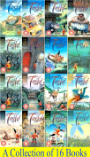 Tashi Series of Books for Children - A Collection of 16 Brand New Paperbacks by Anna Fienberg Barbada Fienberg Kim Gamble
