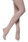 Girls Ladies Pink Back Seamed Standard 60 Denier Ballet Dance Tights By Katz Dancewear