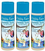 (3 PACK) - Childs Farm - Bubble bath for Buccaneers | 250ml | 3 PACK BUNDLE