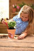 "My Fairy Garden ""Fairy"" Flower Pot"