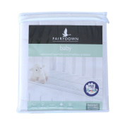 Fairydown Baby Waterproof Washable Wool Mattress Protector Bassinette