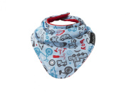 Mum 2 Mum Fashion Bandana Bib Boy Print