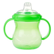 Nuby Basic Neck Twin Handle Cup 295ml Green