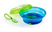 Tommee Tippee Stickee Bowl Blue/Green