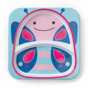 Skip Hop Divided Plate Butterfly