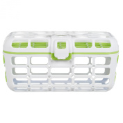 Munchkins Dishwasher Basket Green