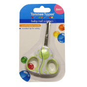 Tommee Tippee Baby Nail Scissors Green