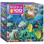 Eurographics Journey of the Sea Turtle Mini Puzzle