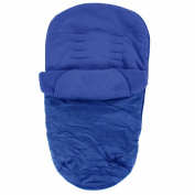 iSafe Visual 3 Universal Deluxe 2 In 1 Footmuff Cosytoes Liner - Navy