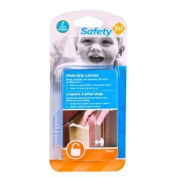 Safety First Wide Grip Latches