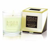 Baylis & Harding Sweet Mandarin & Grapefruit Boxed Single Wick Candle