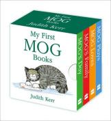 My First Mog Books [Board book]