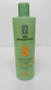 3 x Be Beautiful Salon Selectives Bath & Shower Cream Orange Blossom & Lime