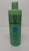 3 x Be Beautiful Salon Selectives Shower Scrub Eucalyptus & Peppermint