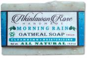 Morning Rain Oatmeal Soap
