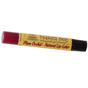 The Naked Bee Lip Colour - Plum Orchid Set of 3