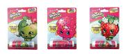 Shopkins Lip Balm Bundle- 3 Items