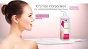 Set of Two Cicatricure Reafirmante Crema Corporal/body Cream
